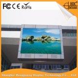 Lange Lebensdauer im Freien P10 SMD3535 LED-Bildschirmanzeige farbenreich