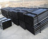 Poste noir de frontière de sécurité en métal du bitume Y de l'Australie pour la frontière de sécurité de bétail
