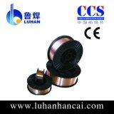 CCS ISOのセリウムが付いている溶接ワイヤEr70s-6の溶接ワイヤ