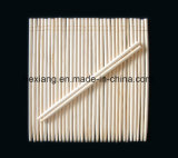con/bacchette di bambù rese personali a gettare nodo di Witout