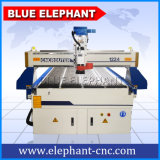Macchinario blu 1325 della mobilia del router di CNC dell'elefante per legno, acrilico, MDF, plastica