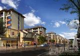 完全なプロセスの住宅のプロジェクト3Dアーキテクチャレンダリング