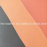 mobília Microfiber Hw-897 de couro de 1.2mm