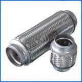 Acier du carbone d'échappement 1 pipe mâle en métal d'extrémité de bride