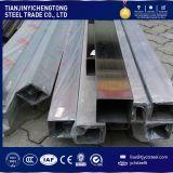 Aço inoxidável 304 316 tubulação 316L 321 904L recozida e lustrada