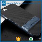 탄소 섬유 Samsung 은하 S8/S8plus를 위한 호리호리한 기갑 전화 상자