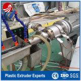 Ligne en plastique de faible diamètre d'extrusion de pipe de tube du PE pp