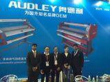 Máquina que lamina caliente completamente automática con 3 cortadores Adl-1600h6+