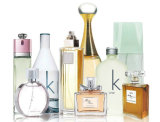 Bouteille en verre de parfum de bouteille de choc de parfum en verre de parfum