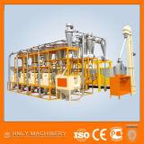 planta do moinho de farinha 10-100t/Day, máquina da fábrica de moagem do trigo