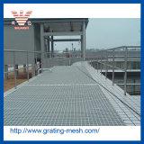 Râpage en acier de fabrication pour la plate-forme industrielle