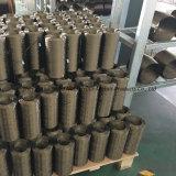 Vagueación de la fibra del basalto, resistencia a la vagueación de la fibra del basalto del ataque químico