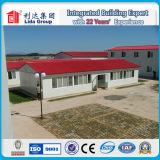 Подвижной модельный панельный дом