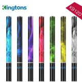 Alibaba Express Rainbow Colored Smoking Cigarette mit Diamond Tipp