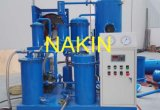 Industrial Lube Oil Filtration Machine