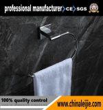 Jogos sanitários dos acessórios do banheiro do anel de toalha do aço inoxidável