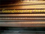 BS4449 500b, HRB500, ASTM A615 Gr520, Rebar laminé à chaud et déformé