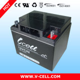 12V42ah AGM Gel VRLA Deep Cycle Battery