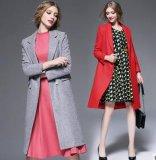 Cappotto delle lane di usura delle 2017 nuovo donne di inverno