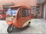 Triciclo eléctrico de China para el pasajero, E-Carrito