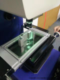 Proyector de perfil manual de Jaten hecho en Dongguan aplicado a la medida de las electrónicas para la venta