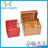 Projeto de creme cosmético vazio feito sob encomenda da caixa