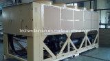 R407c Luftgekühlte Schraubenwasserkühler