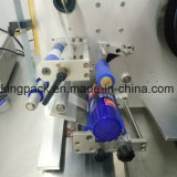 Etiquetadora semi automática redonda y rotulador de la botella