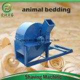 Machine rasante de logarithmes naturels en bois de forêt d'agriculture pour la literie de cheval