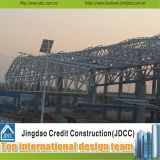 Estación de metro del edificio de la estructura de acero (JDCC-SW144)