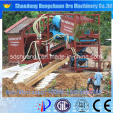 Équipement de minerai communément en cuivre, équipement minier en or