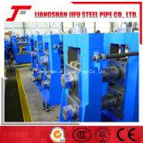 まっすぐな継ぎ目によって溶接される鋼管の製造所ライン