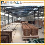 Het volledige Automatische Brickyard van de Oven van de Tunnel van de Baksteen Plan van het Project legt aan de Bank van Bangladesh voor