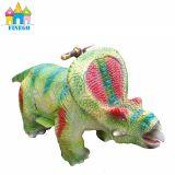Крытый напольный имитационный сымитированный автомобиль динозавра животного ребенка костюма Fairground гуляя