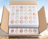 Kraft barato Egg a caixa de empacotamento