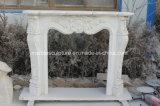 Camino di marmo di sconto per la decorazione dell'interno Sy-315