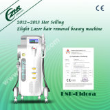 E8b-Eldora 4in1 IPL HF Elight YAG Laser-Multifunktionsschönheits-Maschine