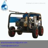 Líquido de limpeza de alta pressão que limpa assoalhos industriais