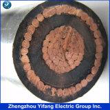 Cable électrique marin isolé par PVC de cuivre de conducteur