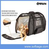 휴대용 개 운반대 형식 편리한 애완 동물 운반대