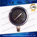 70mm Druck Abmessen-Komprimierung Prüfvorrichtung des schwarzen Vorwahlknopf-300psi allgemeine