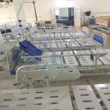 3개의 기능 의학 침대 병원 전기 목제 침대 가구