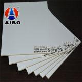 Folha branca da impressão do PVC Digital da placa da espuma da preservação WPC do calor