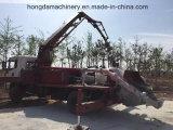 Hongdaのニースの品質のコンクリートポンプ28m