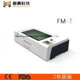 FM-T1006 de grabado láser Máquina de corte del tubo 40W Laer