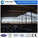 Almacén prefabricado del marco de acero de la mayor nivel/estructura de acero