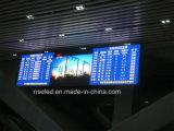 Nse SMD al aire libre P5 LED que hace publicidad de la visualización