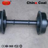Rotelle di automobile ferroviarie di estrazione mineraria dell'acciaio di getto 600mm/762mm/900mm