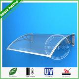 Pabellón del toldo de la PC del policarbonato para el frente/los toldos al aire libre posteriores del pabellón