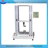 Probador universal de la fuerza extensible del equipo de la fuerza material de materia textil de la máquina de prueba